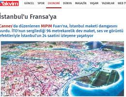 İstanbul'u Fransa'ya