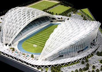 Stadyum Maketleri