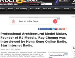 Professional Architectural Model Maker, Founder of RJ Models